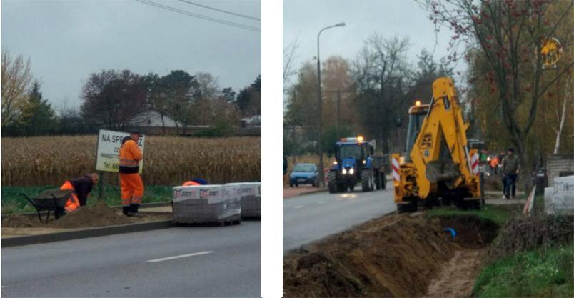 Ścieżki rowerowe na trasie Płońsk-Arcelin Kliknięcie w obrazek spowoduje wyświetlenie jego powiększenia
