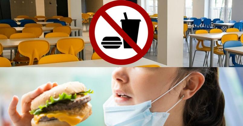 Jedzenie i picie w pracy tylko w odosobnieniu… Kliknięcie w obrazek spowoduje wyświetlenie jego powiększenia