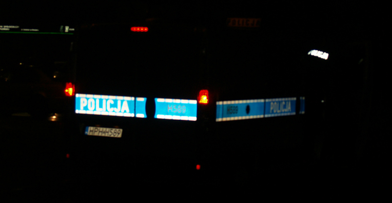W sylwestrową noc w Płońsku jeden nietrzeźwy kierowca  Kliknięcie w obrazek spowoduje wyświetlenie jego powiększenia