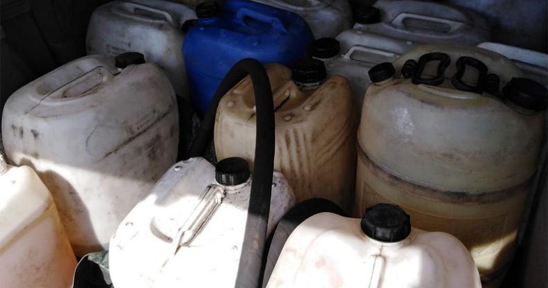 Złodzieje paliwa w Baboszewie Kliknięcie w obrazek spowoduje wyświetlenie jego powiększenia
