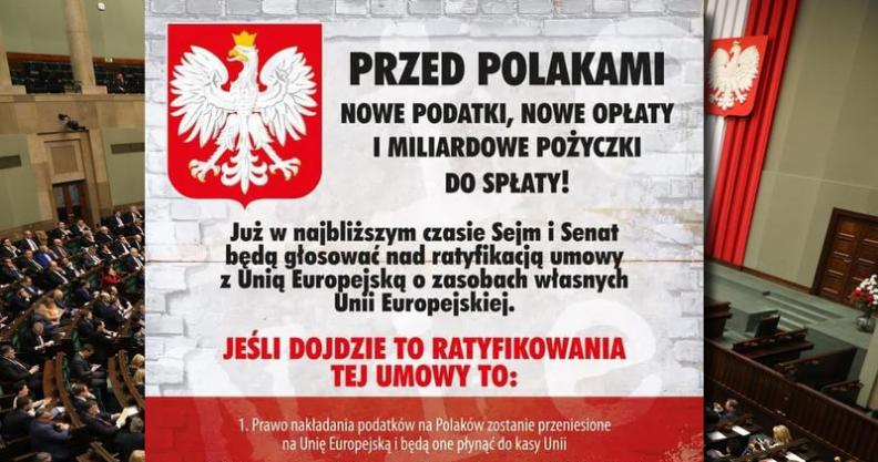 [AKTUALIZACJA] Czy zbliża się kolejny rozbiór Polski?! Kliknięcie w obrazek spowoduje wyświetlenie jego powiększenia