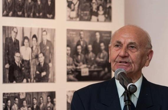 Płońszczanin z  honorowym obywatelstwem Izraela Kliknięcie w obrazek spowoduje wyświetlenie jego powiększenia