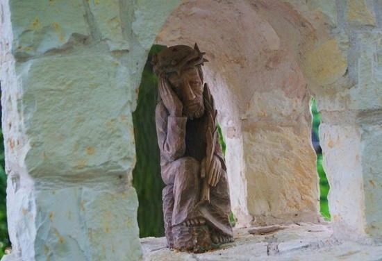 Ścieżką pod górę. Nieznany Kazimierz Dolny Kliknięcie w obrazek spowoduje wyświetlenie jego powiększenia